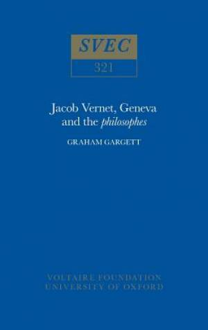 Jacob Vernet, Geneva and the Philosophes