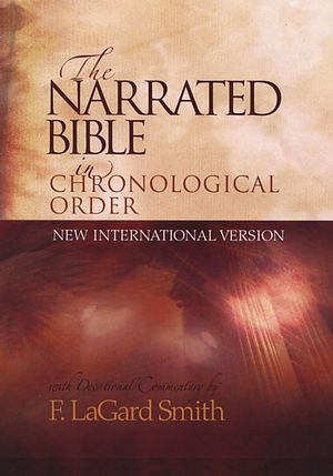 NIV Narrated Bible 1984 Hardback, Chronological Order