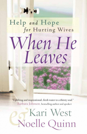 When He Leaves: Choosing To Live, Love, And Laugh Again
