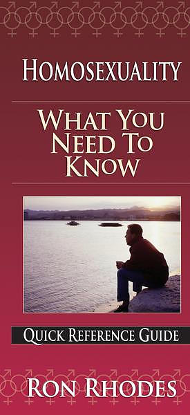 Homosexuality What You Need To Know