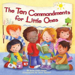 Ten Commandments For Little Ones Th