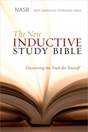 NASB New Inductive Study Bible: Hardback