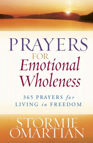 Prayers For Emotional Wholeness Pb