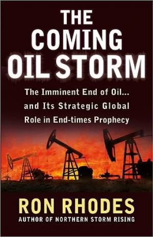 Coming Oil Storm The Pb