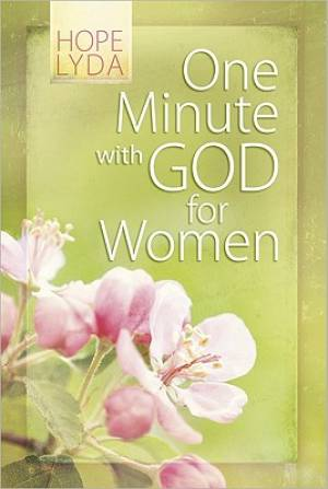 One Minute With God For Women Gift Ed Hb