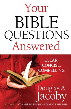 Your Bible Questions Answered Pb