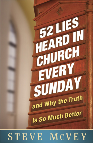 52 Lies Heard In Church Every Sunday Pb
