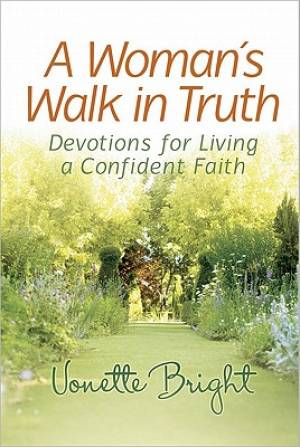 Womans Walk In Truth A Hb
