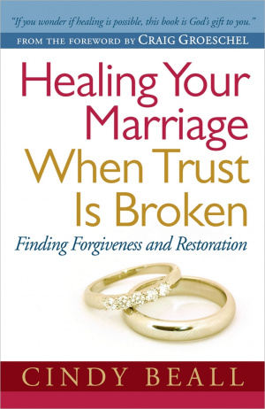 Healing Your Marriage When Trust Is B Pb