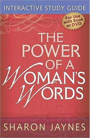 Power Of A Womans Words Interactive S Pb