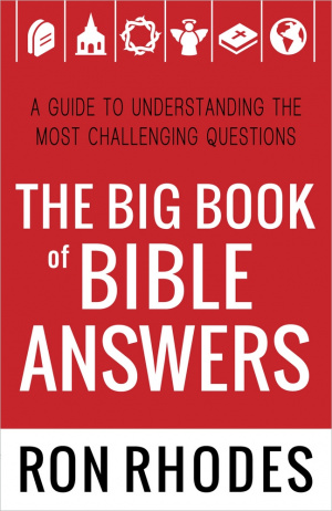 Big Book Of Bible Answers The