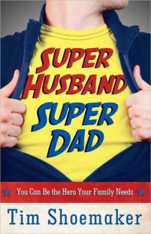 Super Husband Super Dad Pb