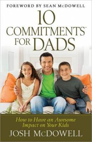 10 Commitments For Dads Pb