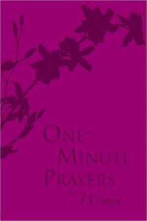 One Minute Prayers For Women Gift Editio