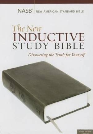 Nasb New Inductive Study Bible Lth Lk Bl