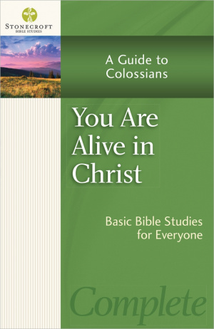 You Are Alive In Christ Pb