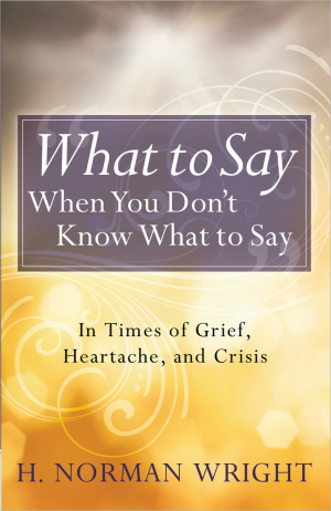 What To Say When You Dont Know What To S