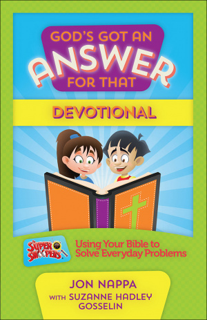 God's Got an Answer for That Devotional