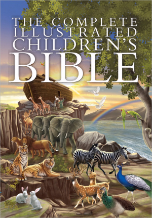 Illustrated Childrens Bible The Hb