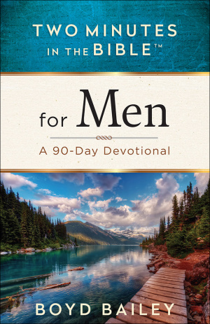 Two Minutes in the Bible for Men