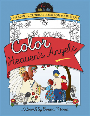 Colour Heaven's Angels