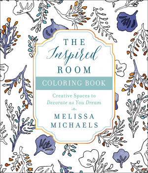 The Inspired Room Coloring Book