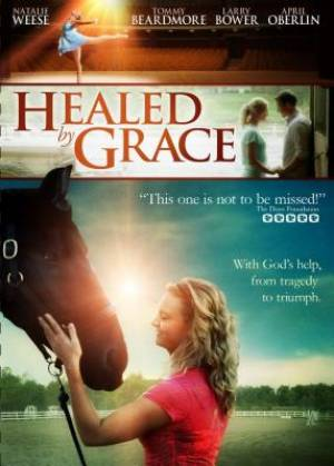 Healed By Grace DVD