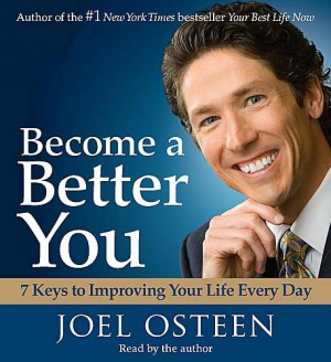 Become A Better You Audio CD