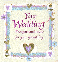 Your Wedding CD Giftbook