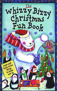 Whizzy Bizzy Christmas Fun Book