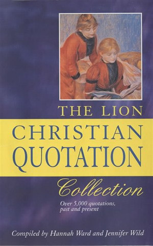 Lion Christian Quotation Collection