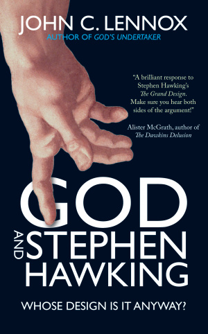 God and Stephen Hawking
