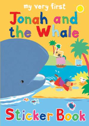 My Very First Jonah and the Whale Sticker Book