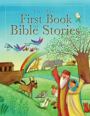 Lion First Book of Bible Stories