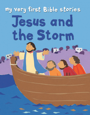 Jesus and the Storm