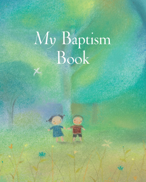 My Baptism Book (large print)