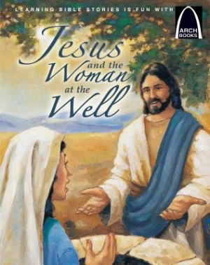 Jesus And The Woman At The Well