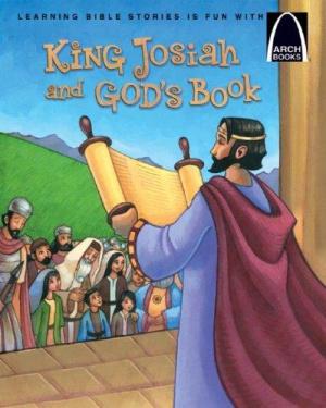 King Josiah And God's Book