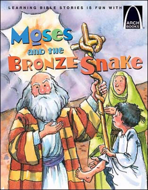 Moses And The Dry Snake