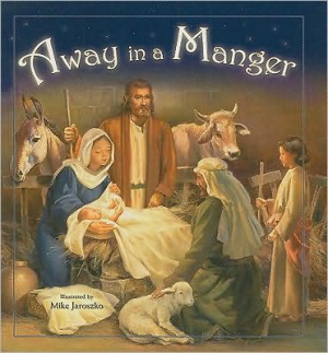 Away in A Manger: Mini Book