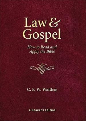 Law & Gospel Hb