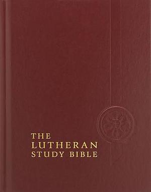 Lutheran Study Bible - Hardback