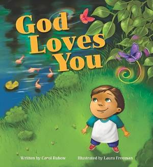 God Loves You Mini Pb