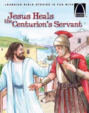Jesus Heals The Centurions Servant Pb