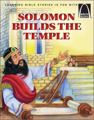 Solomon Builds A Temple Pb