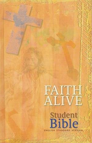 Faith Alive Bible Esv Translation Hb