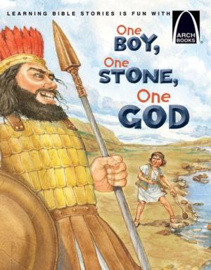 One Boy One Stone One God