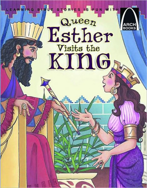 Queen Esther Visits The King