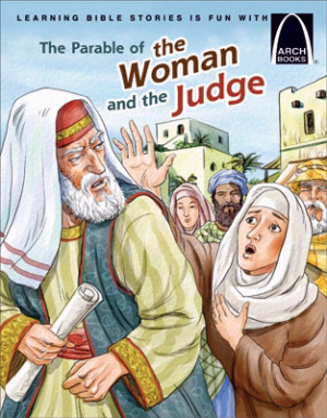 Parable Of The Woman And The Judge