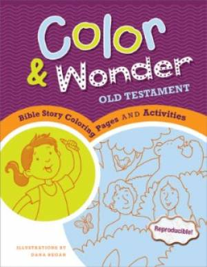 Color & Wonder   Old Testament